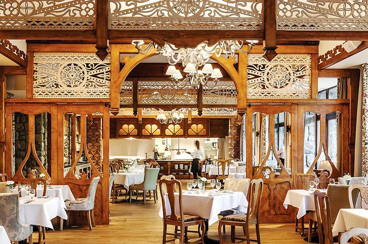 Hotel Aries Zakopane Polen