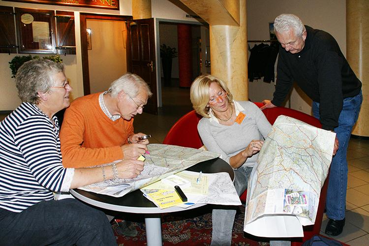 4 deelnemers nemen deel aan Kaartlees Rally Classic Marathon