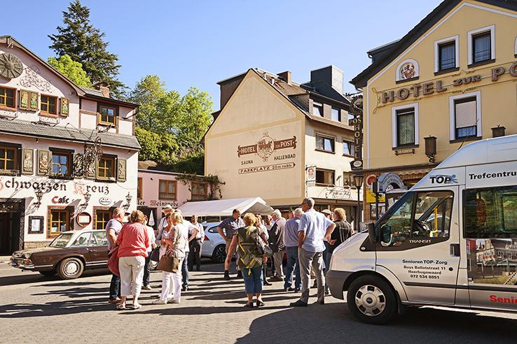 Senioren Busreizen Moezel Rijn Eifel