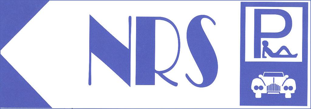 NRS pijlen aanduiding voor onderweg met de auto