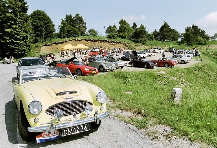Classic Car Rally Lago Maggiore