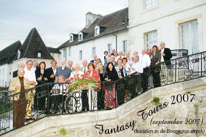 deelnemers fantasy tours september 2007