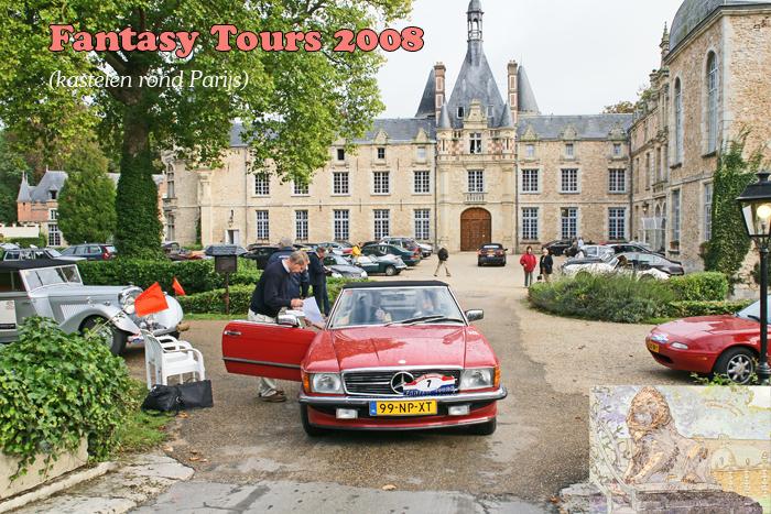 fantasy tours 2008