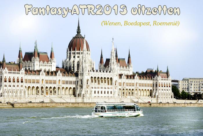 Wenen, Boedapest, Roemenië, fatr 2013 passau