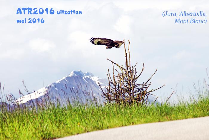 Jura, Albertville, Mont Blanc, atr 2016