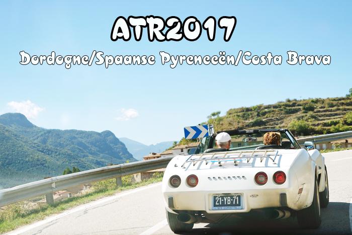 dordogne, spaanse pyreneeën, costa brava, atr 2017