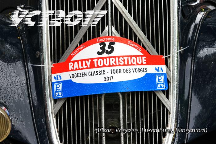 rally touristique 2017